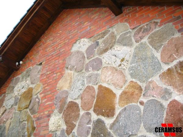 Cegielnia CERAMSUS - Realizacje - Posadzka klinkierowa - Dom prywatny
