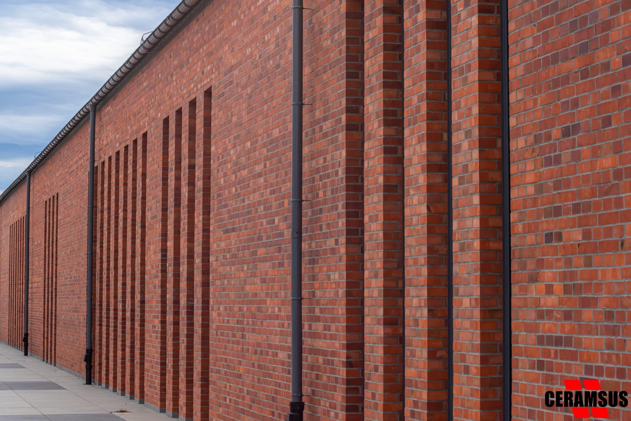 Cegły i płytki klinkierowe