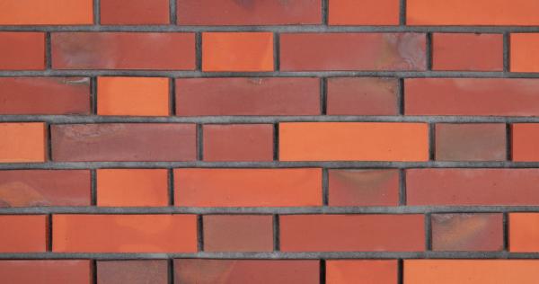 Cegielnia CERAMSUS - Melanż Płomieniowany (Oranż Cieniowany / Czerwień Cieniowana / Czerwień Płomieniowana)