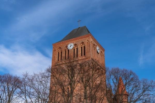 Choszczno - kształtki gotyckie