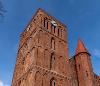 Kościół pw. Narodzenia Najświętszej Maryi Panny w Choszcznie